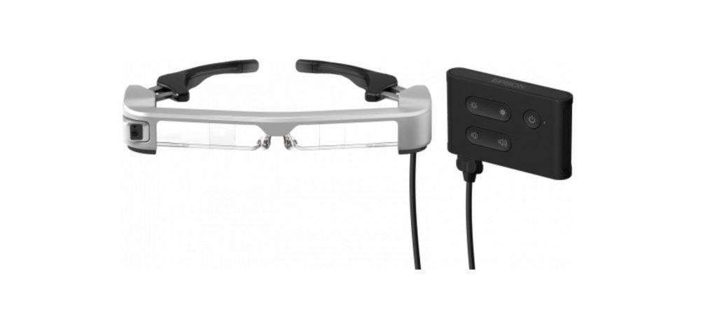 Moverio BT-300FPV Smart Glasses